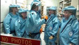 Thomas W. Geisbert, buscador de la vacuna contra el ébola