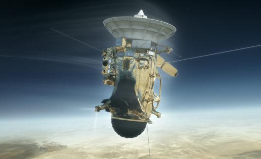 La importancia del sacrificio de Cassini