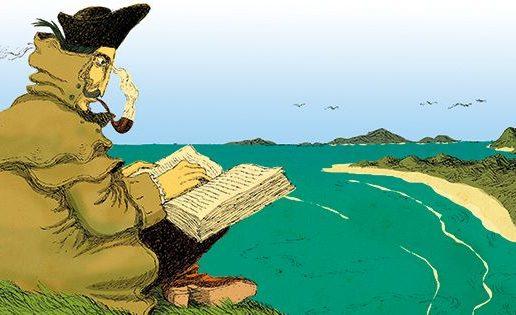 Tusitala, el contador de cuentos