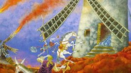 Un Quijote muy ilustrado
