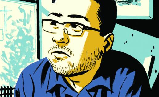 El dibujo realista de Michael Cho