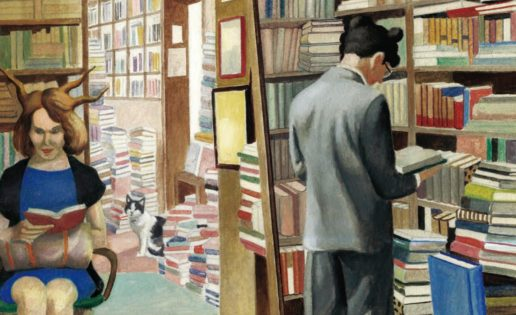 El librero no es lo que parece