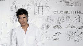 Alejandro Aravena, arquitecto Elemental