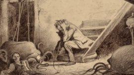 Alvim Corrêa, el ilustrador de una guerra marciana