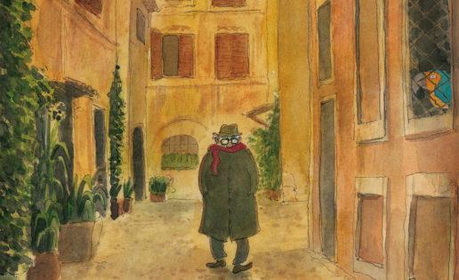 La 'dolce' Roma de Fellini y Tyto Alba