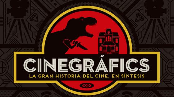 La historia del cine contada en pictogramas