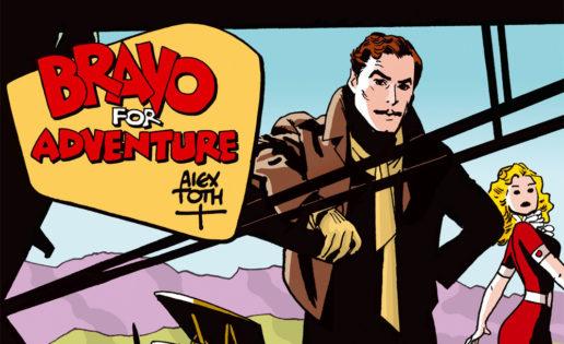 """Un clásico de cómic: """"Bravo of Adventure"""""""
