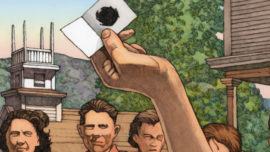 """La """"tradicional"""" lotería de Shirley Jackson"""