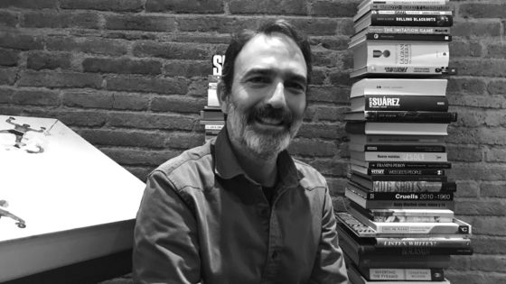 Entrevista a Diego Rosembuj, editor de Flow Press