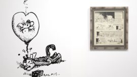 """Krazy Kat"", la tira cómica por excelencia"