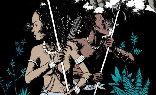 Angola Janga. Una historia real de esclavos huidos