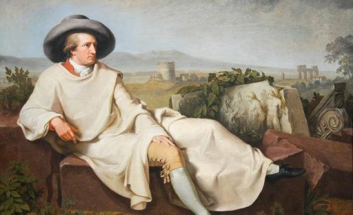 «Goethe, el hombre visual»