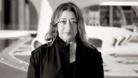 La visión futurista de Zaha Hadid