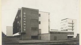 El viaje de la Bauhaus, de Weimar a Ulm