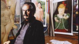 Entrevista a Fernando Botero.