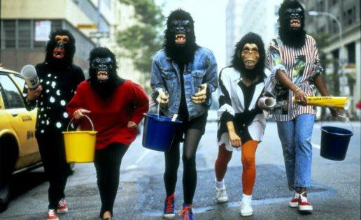 Guerrilla Girls o la Conciencia del Mundo del Arte.