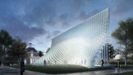 Serpentine Pavillion 2016. Arquitectura efímera