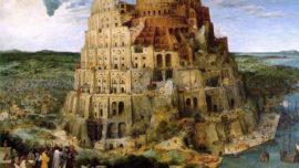 La torre de Babel y el drama de los traductores
