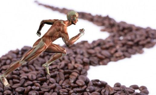 La reina del pre-entreno: La cafeína