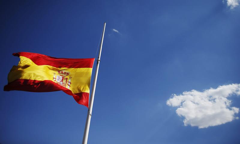 El luto oficial en las banderas - Protocolo y etiqueta