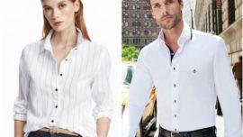 ¿Por qué son diferentes blusas y camisas?