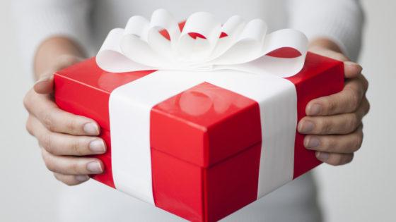 El protocolo de los regalos