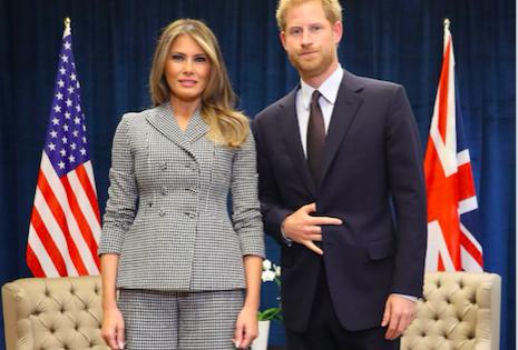Esa mano, Harry