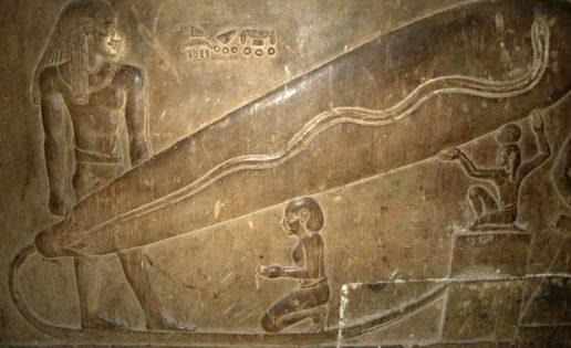 La Electricidad Y Las Pirámides Usaron Los Egipcios