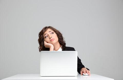 Siete contrariedades que pueden ocurrirte en la oficina