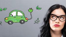 Sobre plásticos y coches eléctricos
