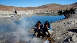 Los géiseres de El Tatío y otras maravillas de Atacama
