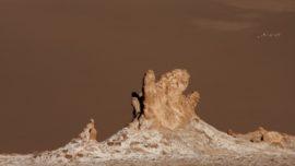 Los increíbles paisajes lunares de Atacama