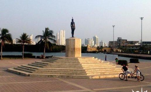 La India Catalina, símbolo (controvertido) de Cartagena de Indias
