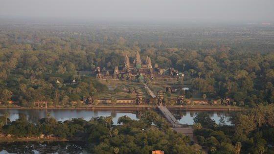 Las otras joyas de Angkor
