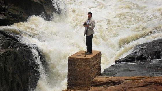 Las cataratas más singulares del mundo están en Uganda