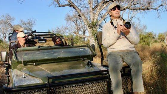 Mi primer safari en el África salvaje
