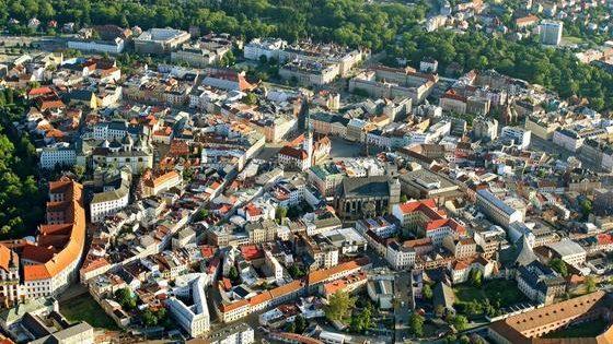 Olomuc, la Compostela checa