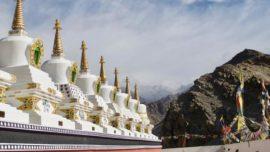 Los increíbles monasterios de Ladakh