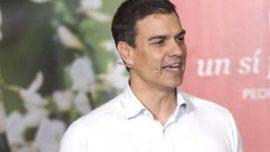 ¿Sueña Pedro Sánchez con la vicepresidencia?