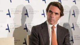 Aznar nunca se fue