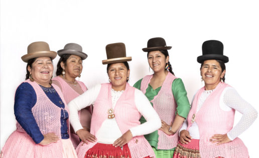 Somos cholitas, tocaremos el cielo