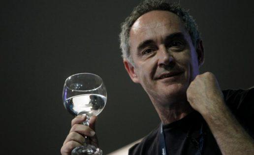 Ferran Adrià: «Europa no ve lo importante que es la educación online»