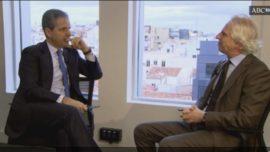 Jaime Carvajal: «La banca ha vuelto a ser clave en el crecimiento»