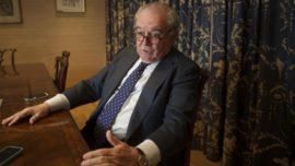 Eduardo Serra: «En una democracia los ciudadanos son los dueños del negocio»