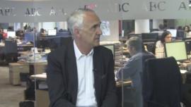 Alfonso Vegara: «Las ciudades europeas son el referente del futuro urbanístico»