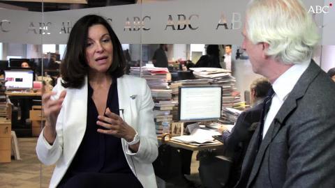 Alejandra Vallejo-Nágera: «Acumulamos más estrés del que nuestro organismo puede soportar»