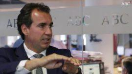 Diego Parrilla: «Los inversores deben tener prudencia tras la crisis»