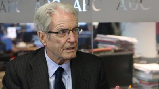 Antonio Garrigues: «El sistema educativo tiene que incorporar el teatro de forma natural»
