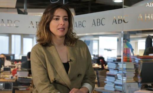 Sandra Barneda: «Mi novela quiere homenajear a las mujeres silenciadas a lo largo de la historia»