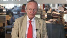 Josep Piqué: «En el nuevo mundo, Europa debe asumir que está en la periferia»